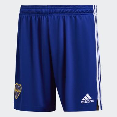 Shorts Tercer Uniforme Boca Juniors 20/21 Azul Hombre Fútbol