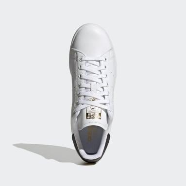 Men's Originals White Stan Smith Shoes