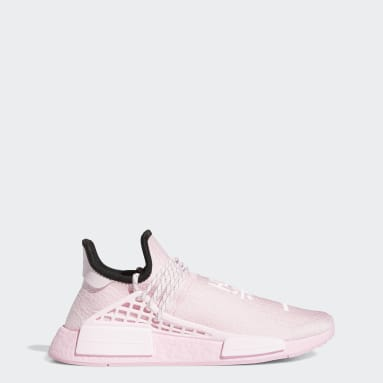 Men Originals Pink HU NMD Shoes