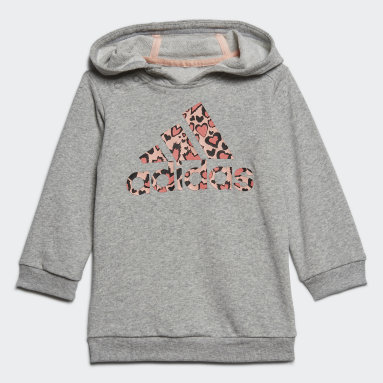 Infant Training Grey Dress Set