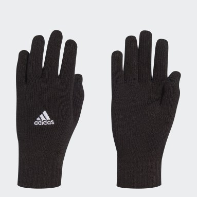 Football Black Tiro Gloves