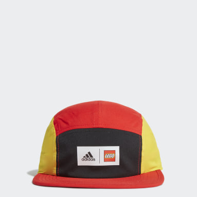 Cappellino adidas x Classic LEGO® Graphic Rosso Bambini Fitness & Training