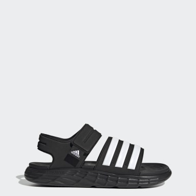 Swimming Black Duramo SL Sandals