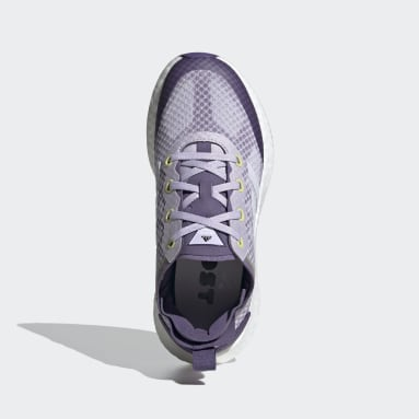 Kids Running Purple RapidaLux Shoes