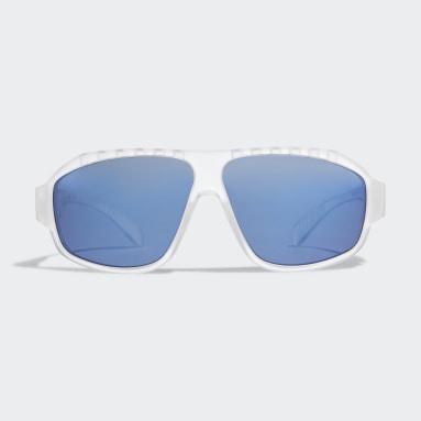 Running Grey Sport Sunglasses SP0025
