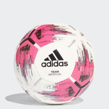 Pallone Team Artificial Turf Bianco Calcio