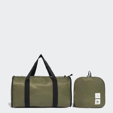 Originals Green Packable Duffel Bag