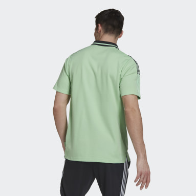 Polera Manchester United Verde Hombre Fútbol