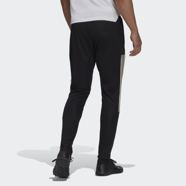Men's Soccer Black Juventus Pants