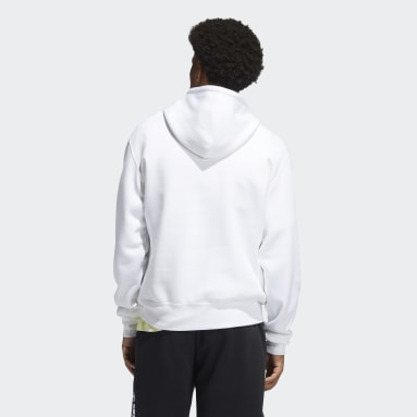 Men Originals White Forum Hoodie
