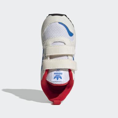 Chaussure ZX 700 HD Blanc Enfants Originals