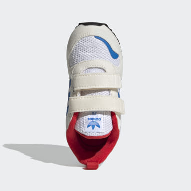 Sapatos ZX 700 HD Branco Criança Originals