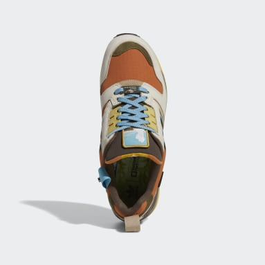 Originals Beige ZX 8000 Yellowstone Shoes