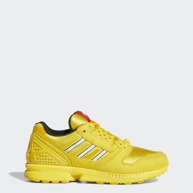 Originals Gul adidas ZX 8000 x LEGO® Shoes