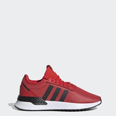 Men Originals Red U_Path X Shoes