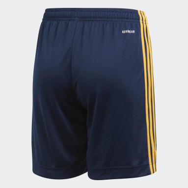 Barn Fotboll Blå Spain Home Shorts
