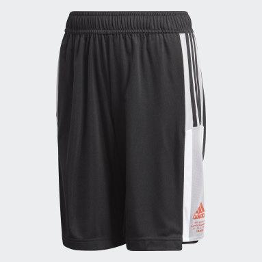 Shorts Bold AEROREADY Negro Niño Training