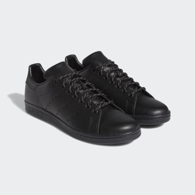 Originals Svart Pharrell Williams Stan Smith Shoes