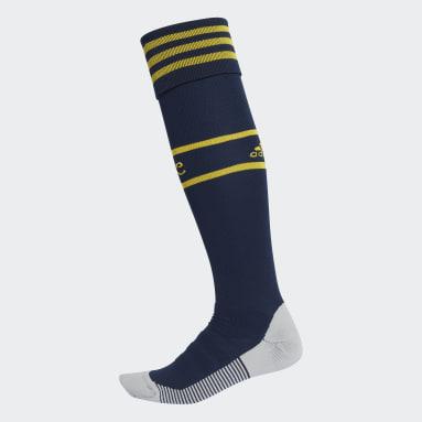 Football Blue Arsenal Third Socks
