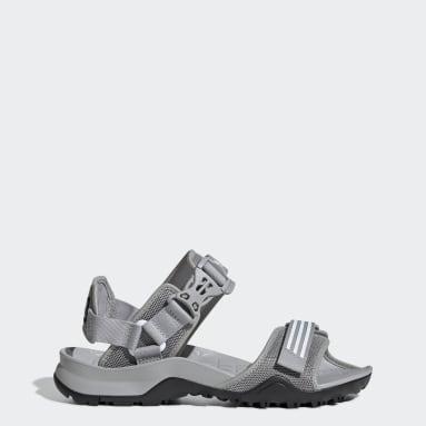 TERREX Grey Terrex Cyprex Ultra DLX Sandals