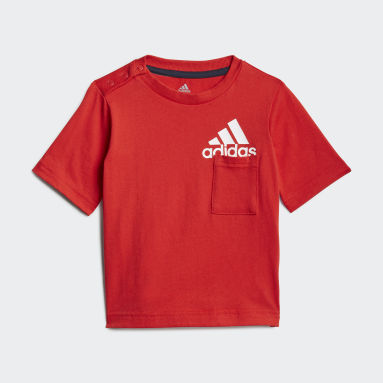 Kids Gym & Training Red Badge of Sport Summer Set