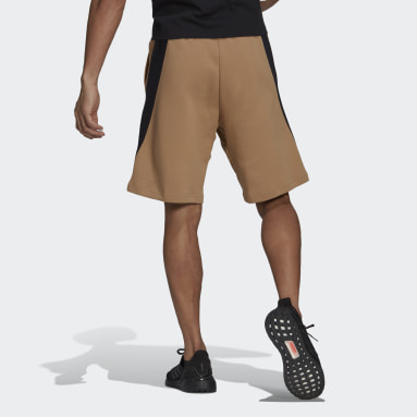Men's Sportswear Brown adidas Sportswear Recycled Cotton Shorts
