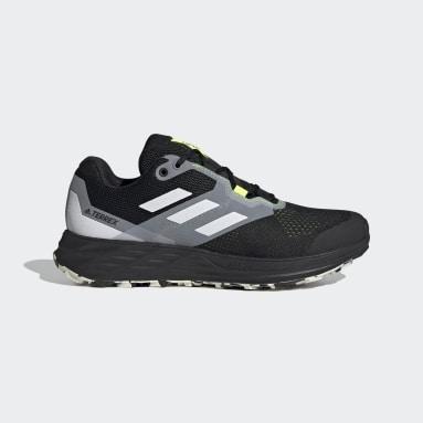 TERREX Μαύρο Terrex Two Flow Trail Running Shoes