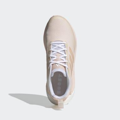 Running White Alphalava Shoes