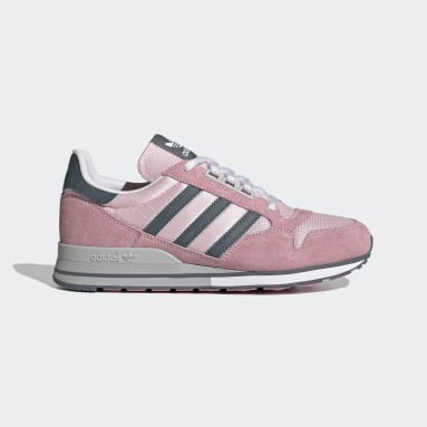 Women Originals Pink ZX 500 Shoes