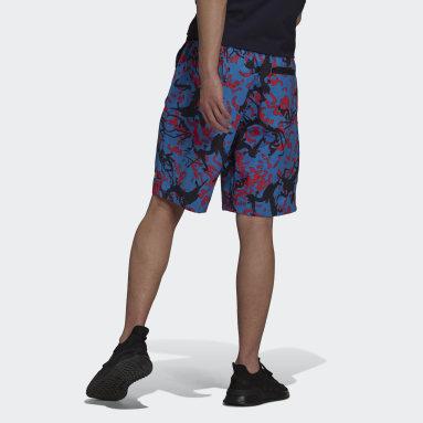Pantalón corto adidas Adventure Archive Printed Woven Multicolor Hombre Originals