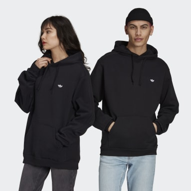 Originals Svart Heavyweight Shmoofoil Hoodie (Gender Neutral)