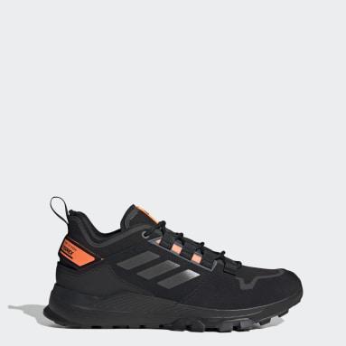Walking Black Terrex Hikster Low Hiking Shoes