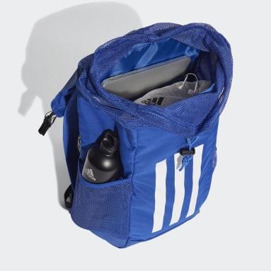 Tréning A Fitnes modrá Ruksak 4ATHLTS