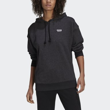 Women Originals Black R.Y.V. Hoodie