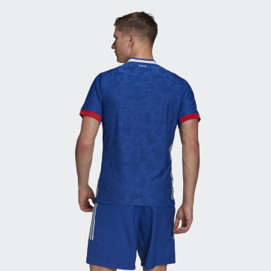 Maillot France Handball Replica Bleu Hommes Handball