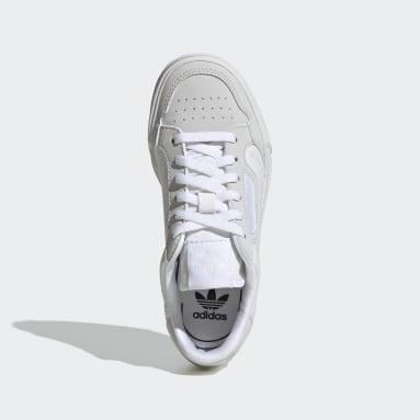 Zapatillas Continental Vulc (UNISEX) Blanco Niño Originals