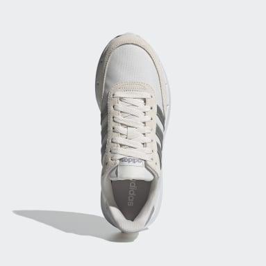 Frauen Walking Run 60s 2.0 Schuh Weiß