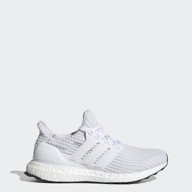 Women Running White Ultraboost 4.0 DNA Shoes