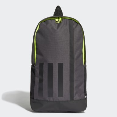Lifestyle Grey Essentials 3-Stripes Backpack