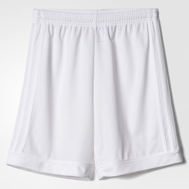 Youth 8-16 Years Football White Squadra 17 Shorts