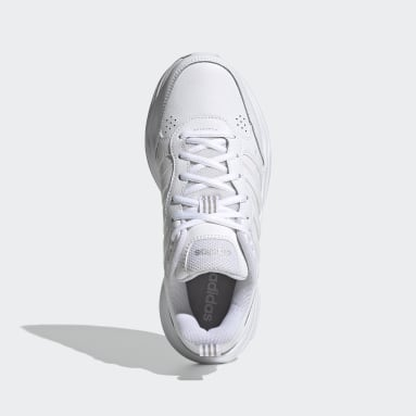 Ženy Walking bílá Boty Strutter