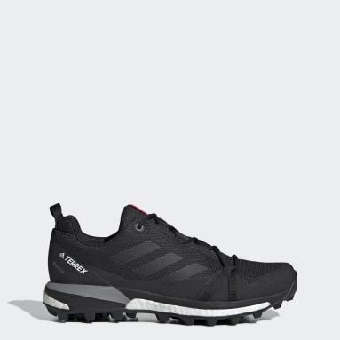 Women TERREX Grey Terrex Skychaser LT GORE-TEX Hiking Shoes