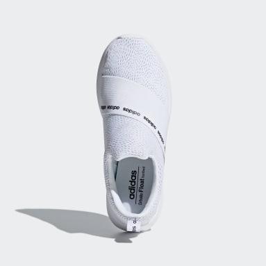 Women Sport Inspired White Cloudfoam Refine Adapt Shoes