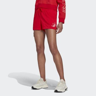 Women's Originals Red Shorts