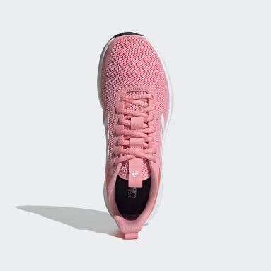Women Running Pink Fluidstreet Shoes