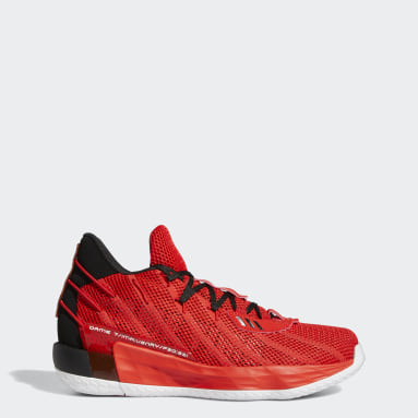 Basketball Red Dame 7 Shoes