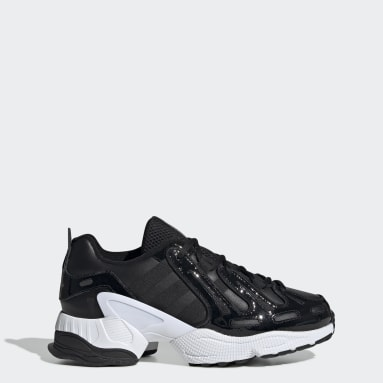 Women Originals Black EQT Gazelle Shoes