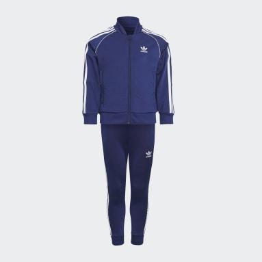 Adicolor SST Treningsdress Blå