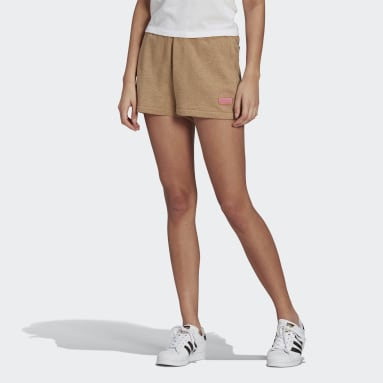 Short R.Y.V. Beige Donna Originals