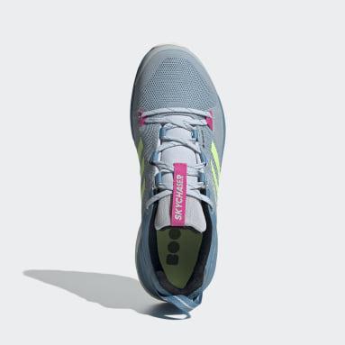 Chaussure de randonnée Terrex Skychaser GORE-TEX 2.0 Bleu Femmes TERREX